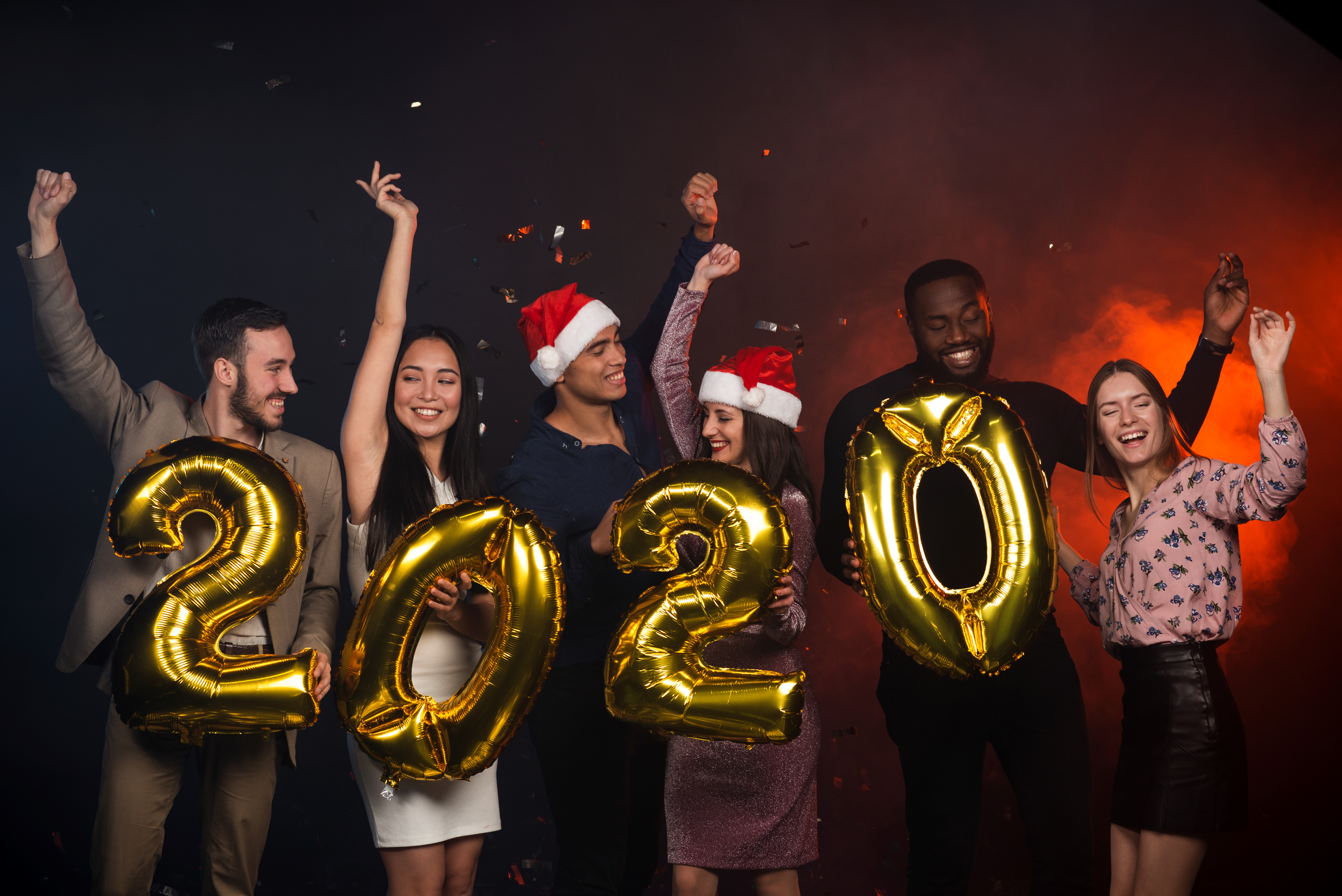 Boas festas e até 2020!