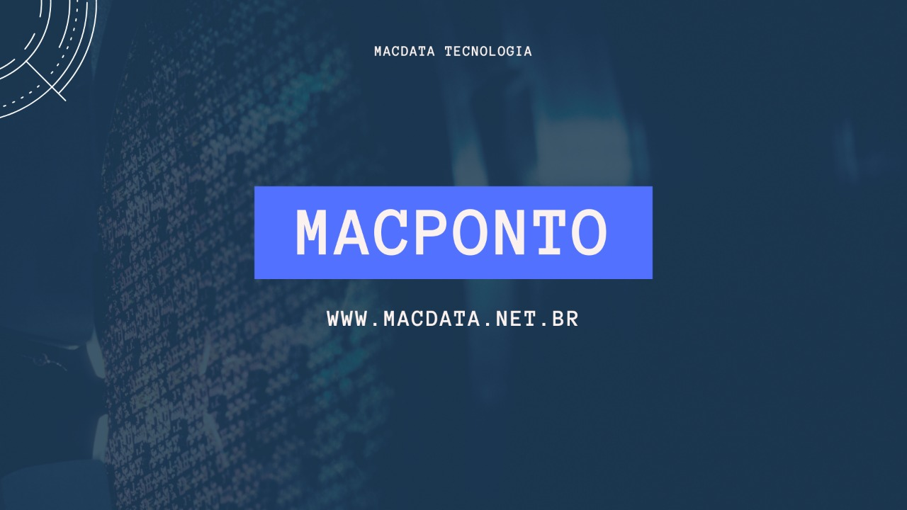 Macponto fornece excelente custo e benefícios