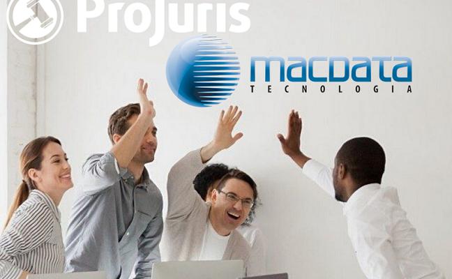 Macdata e Projuris formam aliança para oferecer soluções integradas de gestão e cálculos jurídicos