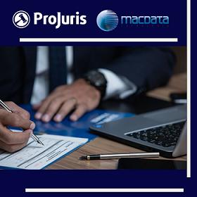 Macdata e Projuris se unem para oferecer ao mercado soluções integradas de gestão e cálculos jurídicos